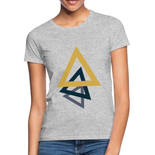▲ - T-shirt Femme