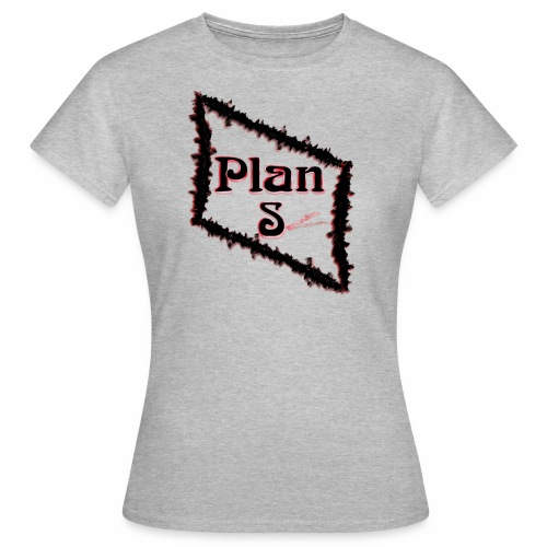 Plan-KBS-E2-111-S3 - Frauen T-Shirt