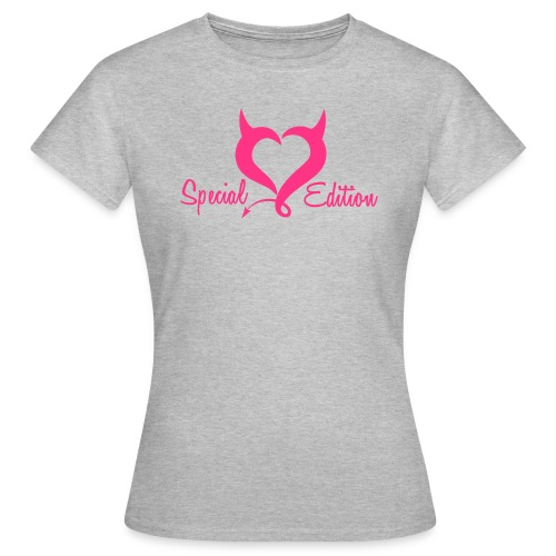 Specialededition - Frauen T-Shirt