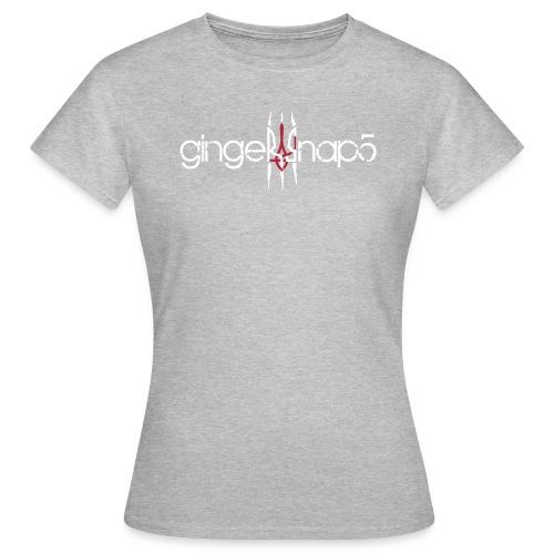 GS5 logo name herb - Women's T-Shirt