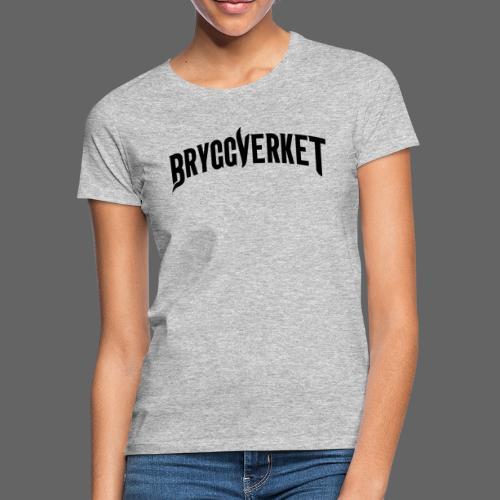 Trashverket - T-shirt dam