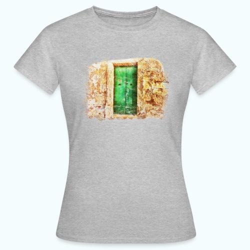 Vintage door - Women's T-Shirt