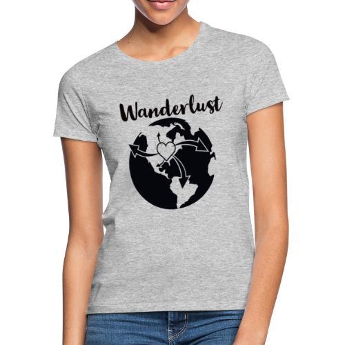 Fernweh - Frauen T-Shirt