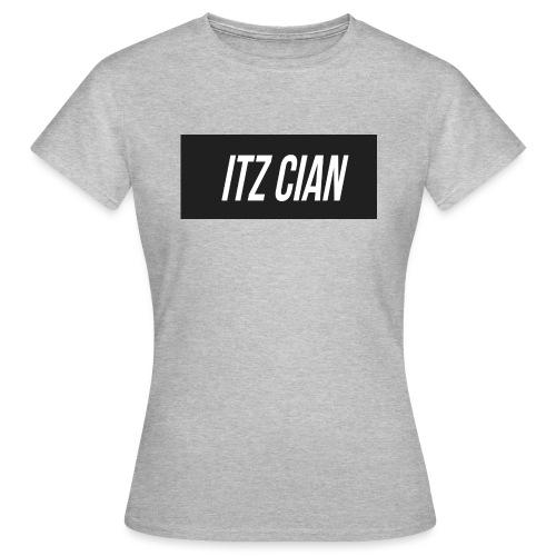 ITZ CIAN RECTANGLE - Women's T-Shirt