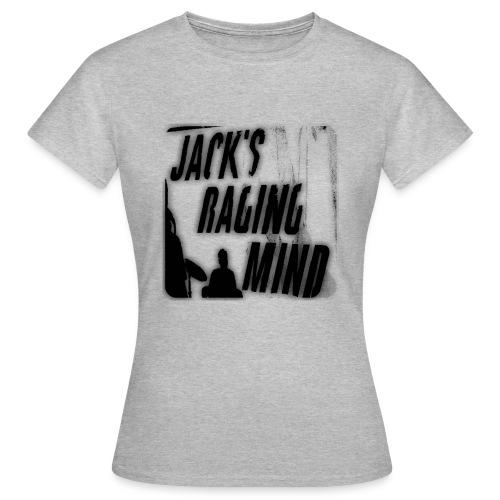 Jacks Raging T Shirt - Women's T-Shirt