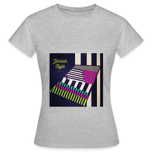 Stairs - stripe - Frauen T-Shirt