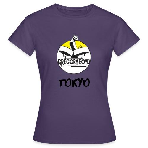 Tokyo Urban Island Gear - Dame-T-shirt