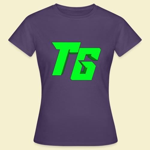 TristanGames logo merchandise [GROOT LOGO] - Vrouwen T-shirt