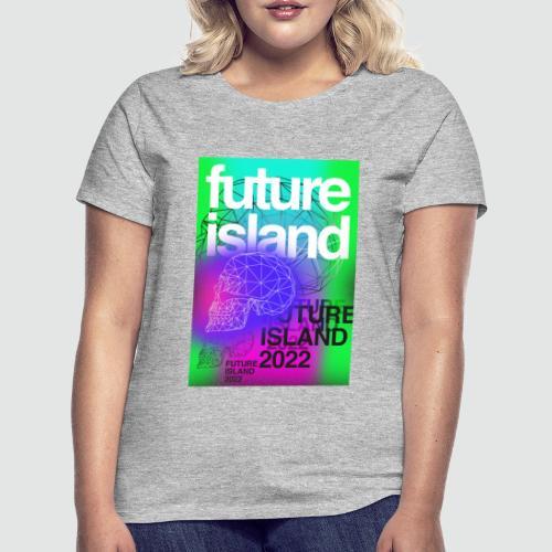 Future Island - Ghostbox II official T-Shirt - Frauen T-Shirt