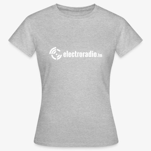 electroradio.fm - Frauen T-Shirt