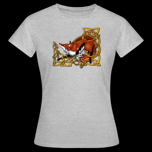 Celtic Fox - Women's T-Shirt