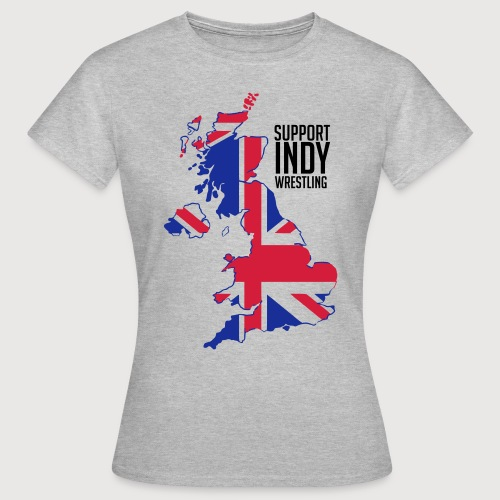 Indy Britain - Women's T-Shirt