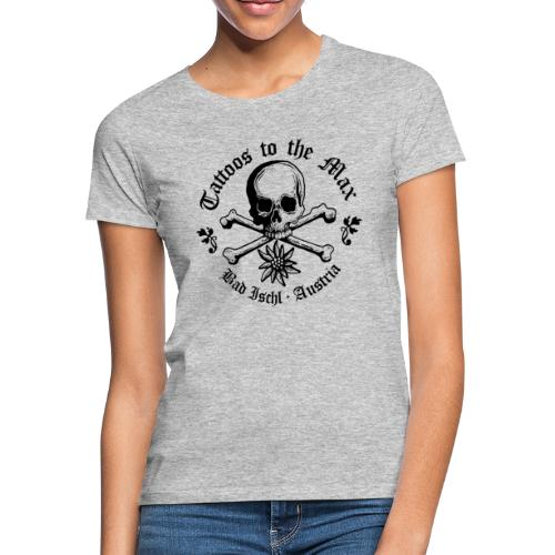 Logo Tattoos to the Max I - Frauen T-Shirt