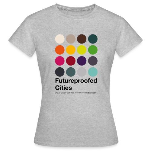 FutureproofedCities - T-shirt Femme