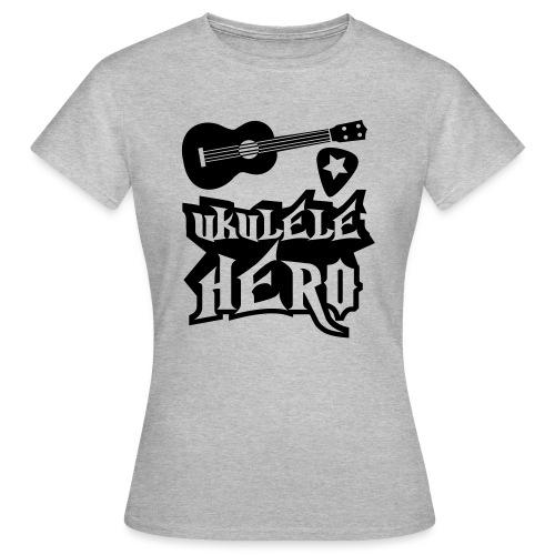 Ukelele Hero - Women's T-Shirt