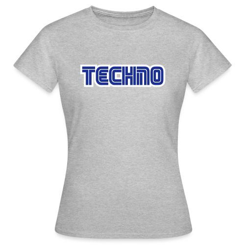 Techno 2 - Women's T-Shirt