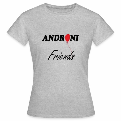 Androni Friends - Camiseta mujer