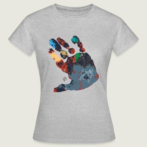 manocolor - Maglietta da donna