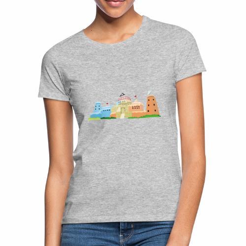 Castle - Women's T-Shirt