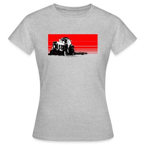 Sunset tractor - Maglietta da donna