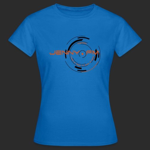 jenny-shirt-2019-2_vector - Frauen T-Shirt