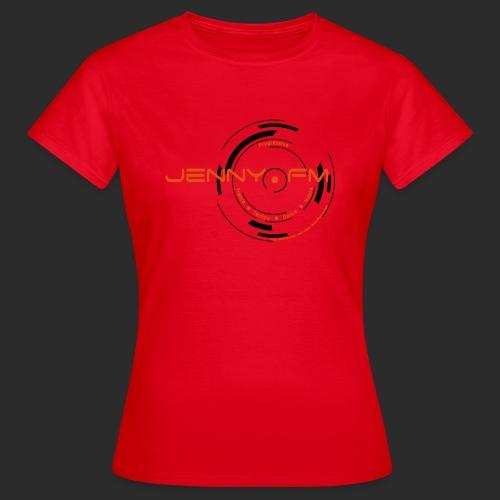 jenny-shirt-2019-2_vector - Frauen T-Shirt