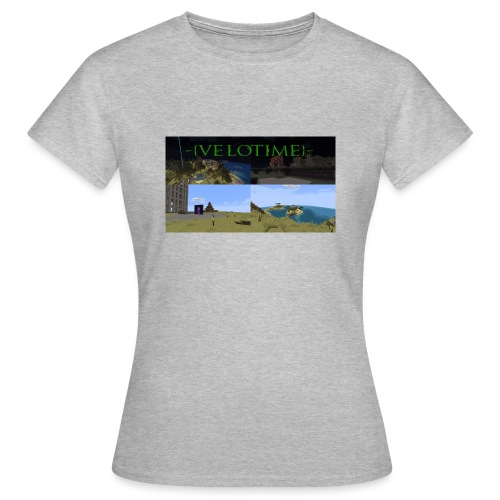 Velotime! - T-shirt dam