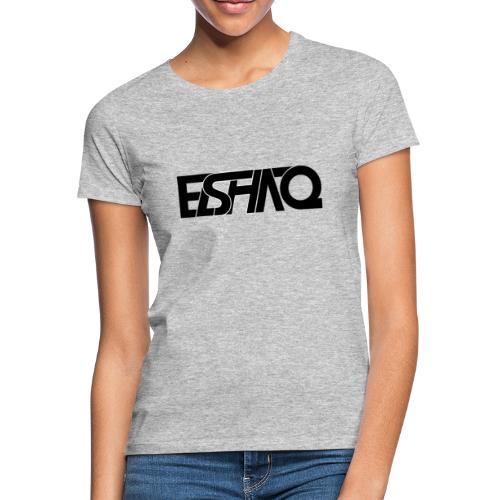 elshaq black - Women's T-Shirt