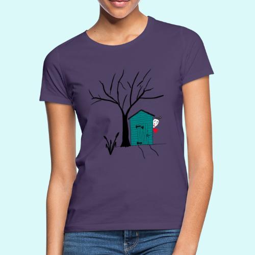 cabane au fond du jardin - T-shirt Femme