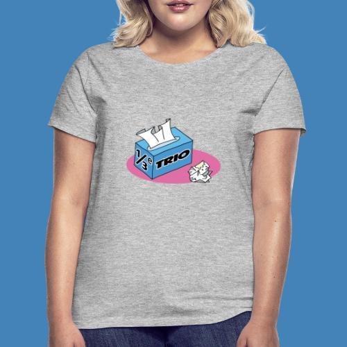 1/3e Trio - Vrouwen T-shirt