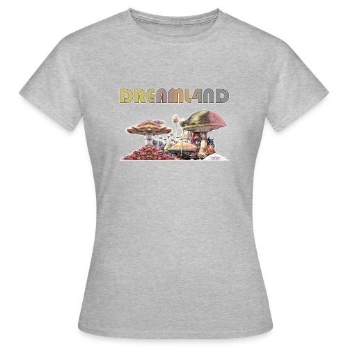 Dreaml4nd Fan Model 1 - Women's T-Shirt