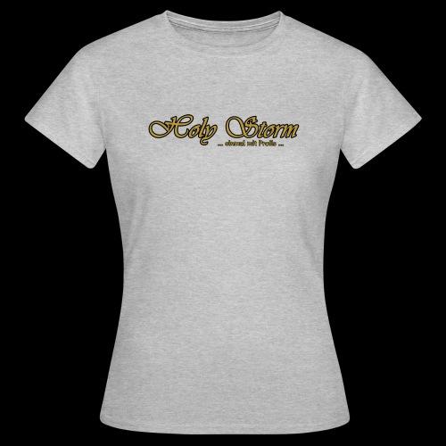Schritzug - Frauen T-Shirt