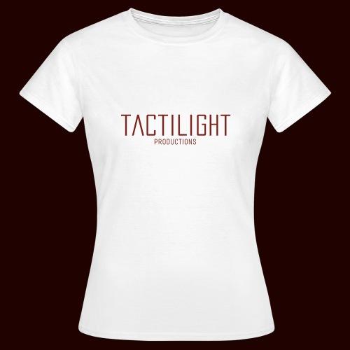 TACTILIGHT - Women's T-Shirt