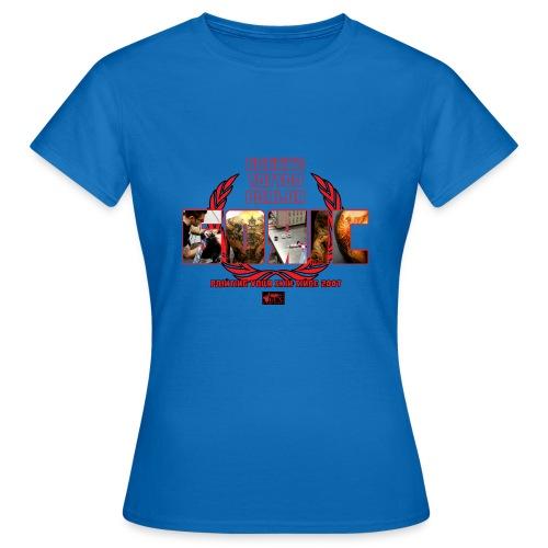 gun 6 - T-shirt dam