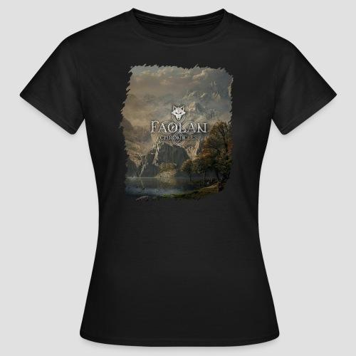 faolan bg5 png - Frauen T-Shirt