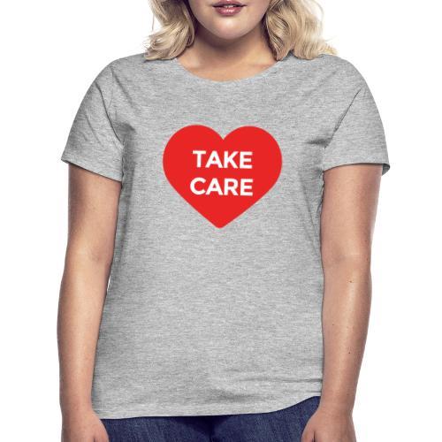Care T-Shirt - Women's T-Shirt