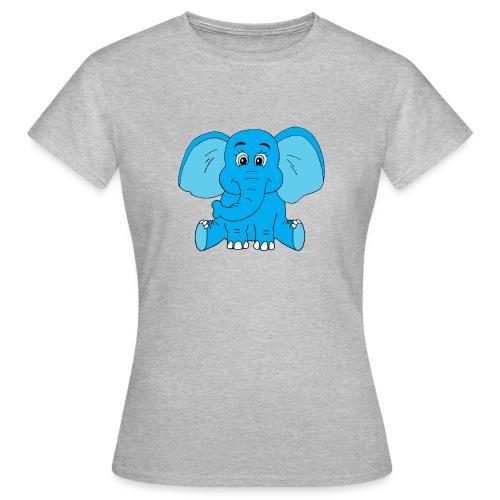 Baby Elefant - Frauen T-Shirt