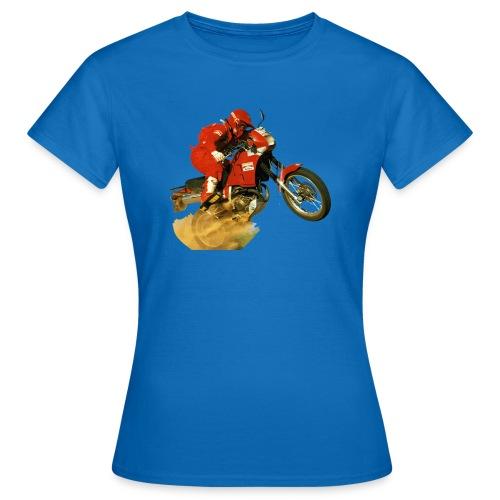 Marlboro-Nixe - Vrouwen T-shirt