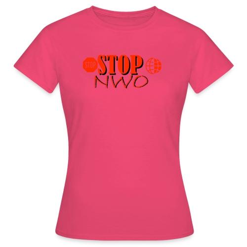 STOPNWO1 - Koszulka damska