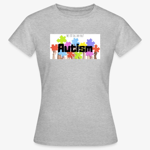 Stand Up for Autism - Women's T-Shirt