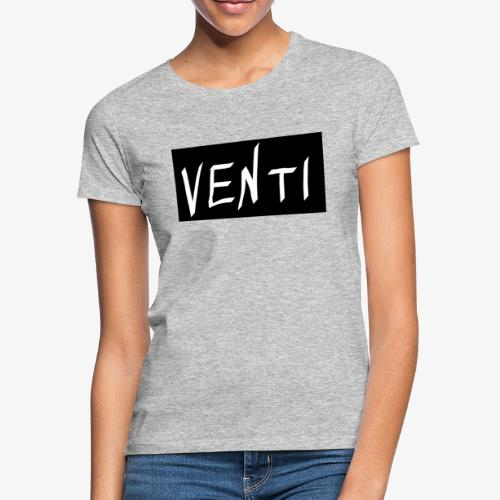 VENTI official merchandising - Maglietta da donna