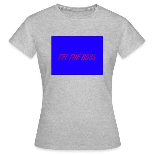 BLUE BOSSES - Women's T-Shirt