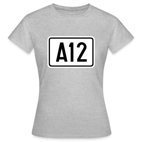 A12 - Vrouwen T-shirt