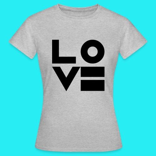 Love5 6 - Frauen T-Shirt