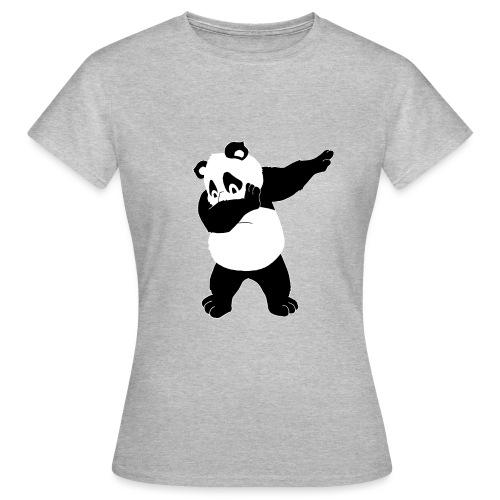 Dabbing Panda Bär - Frauen T-Shirt