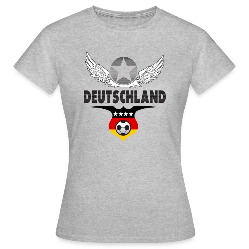 Deutschland 2019 - Vrouwen T-shirt