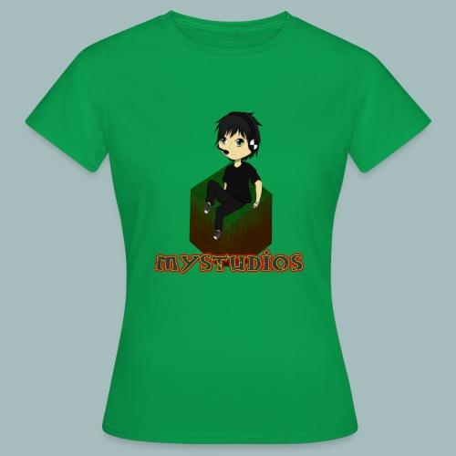 Mystudios Stylo - Frauen T-Shirt