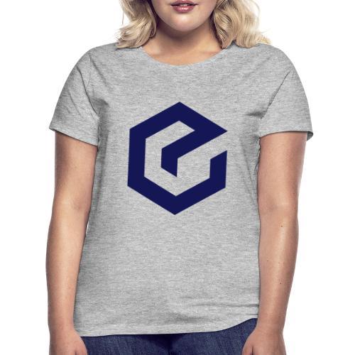 Elate logo - T-skjorte for kvinner