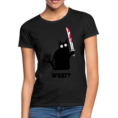 Buhurt Cat - Women's T-Shirt