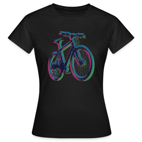 Bike Fahrrad bicycle Outdoor Fun Mountainbike - Women's T-Shirt